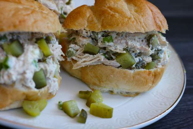 Pickle Chicken Salad