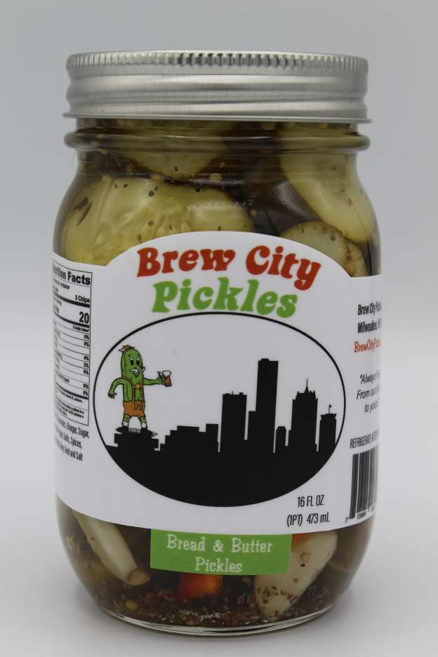 Bread & Butter Pickle