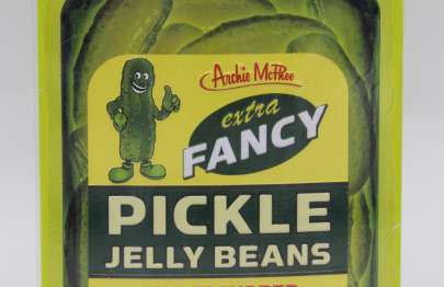 Dill Pickle Jelly Beans