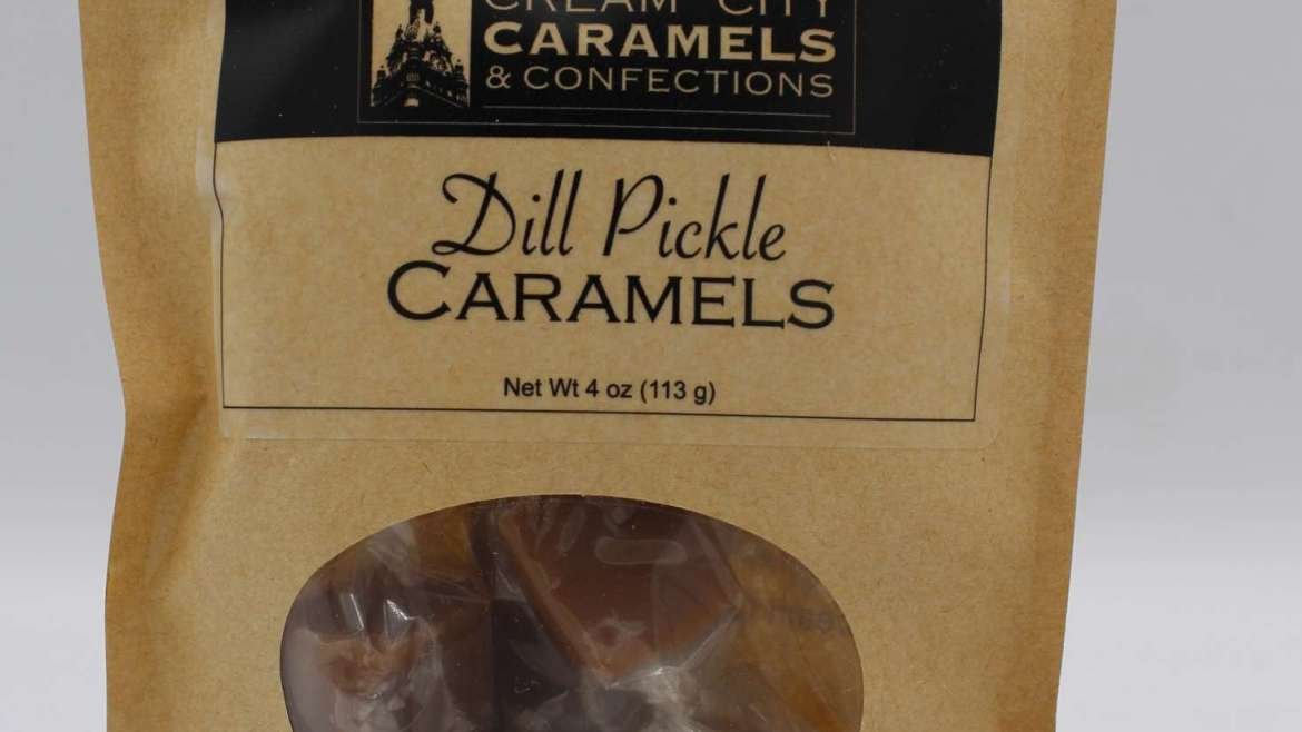 Dill Pickle Candy