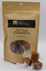 Dill Pickle Caramel