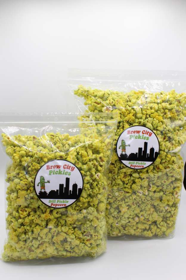 Size Popcorn