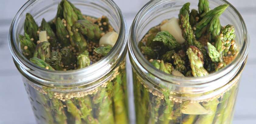 Pickled Asparagus 1