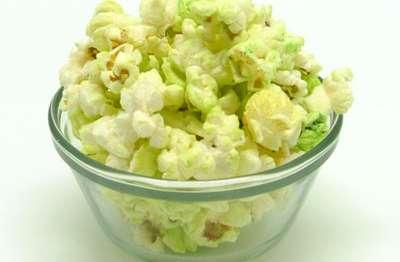 Dill Pickle Popcorn Bowl