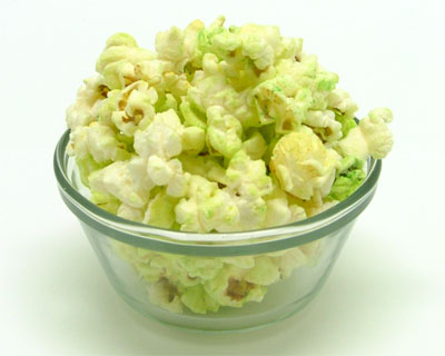 Dill Pickle Popcorn Bowl