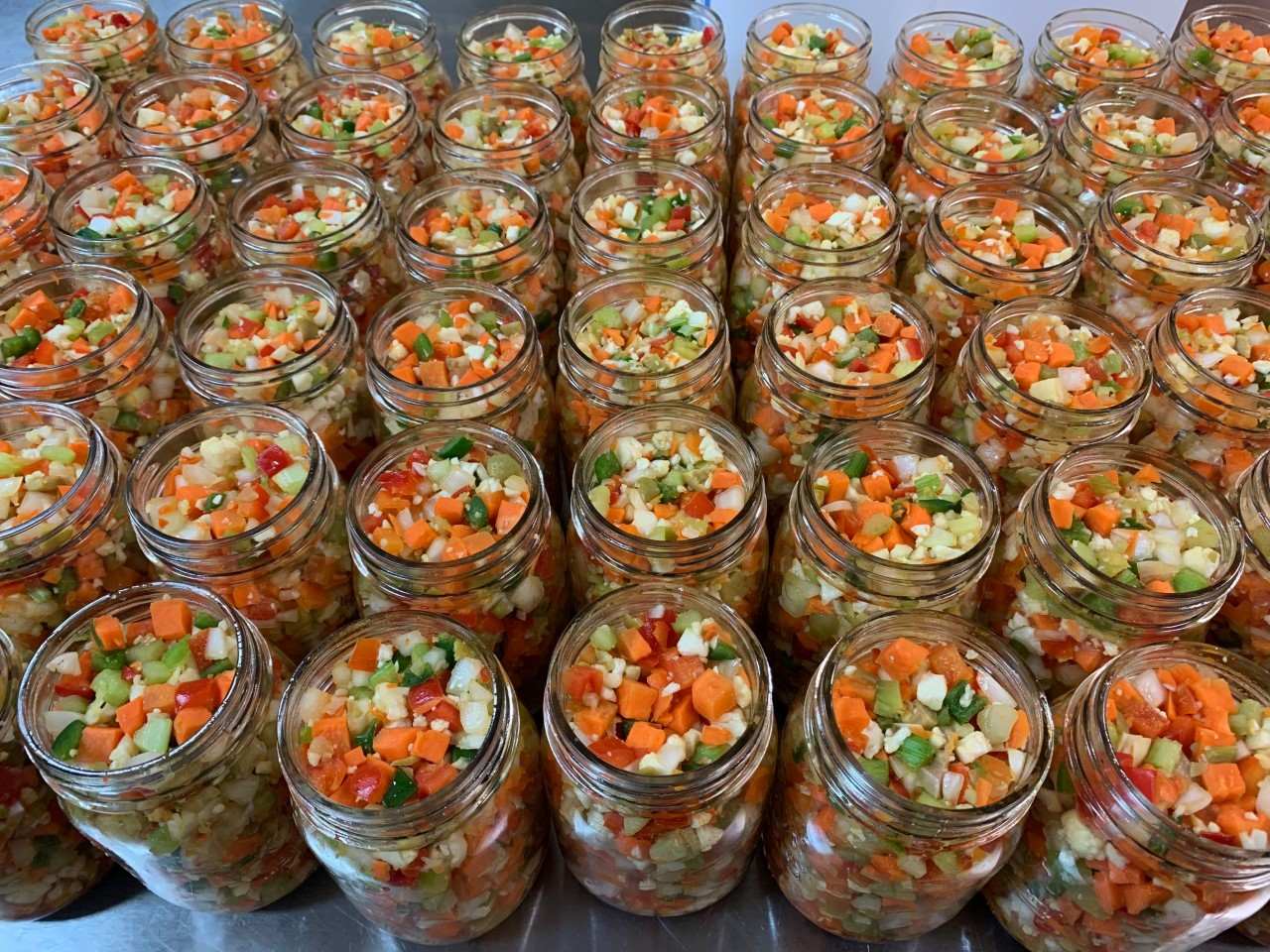 Giardiniera Jar